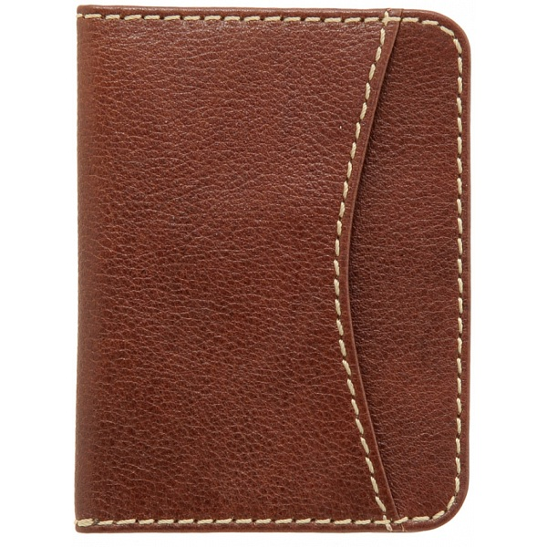 1642 Vachetta Leather Travel Pass Oyster Card Holder Wallet