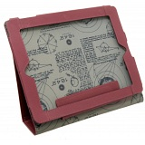 1642 Leather Apple iPad Case / Folding iPad Stand