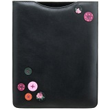 1642 Buttons iPad Sleeve / Leather Apple iPad Case