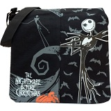 The Nightmare Before Christmas Flap Over Shoulder Bag / NBX / NBC