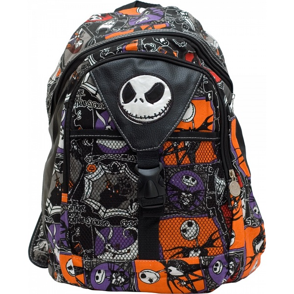 The Nightmare Before Christmas Rucksack / Backpack / NBX / NBC