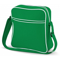 BagBase Retro Styled Flight Bag / Shoulder Bag