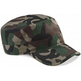 Beechfield Camouflage Army Style Fashion Baseball Cap