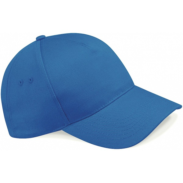 Beechfield Sports Blue Baseball Cap