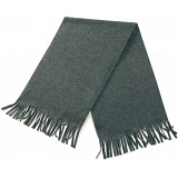 Beechfield Charcoal Grey Suprafleece Dolomite Woolen Winter Scarf