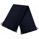 Beechfield French Navy Suprafleece Dolomite Woolen Winter Scarf