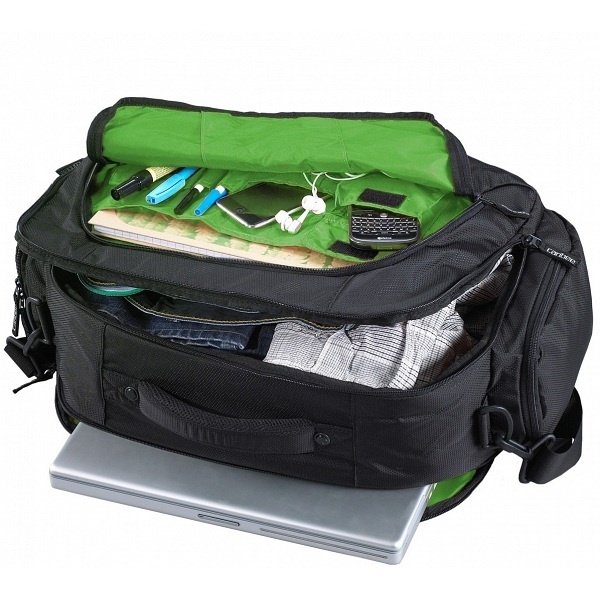 Caribee fast track 17 laptop carry on cabin bag for Laptop cabin bag
