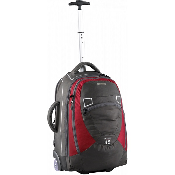 Caribee Fast Track 45 20 Quot Wheeled Trolley Backpack