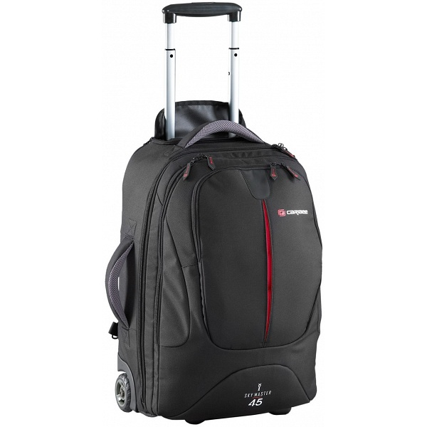 Caribee Sky Master 45 Wheeled Trolley Case Backpack