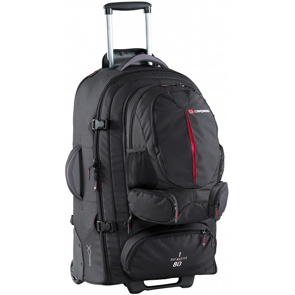 2e731dbcee58 Caribee Sky Master 80 Wheeled Travel Backpack   Daypack