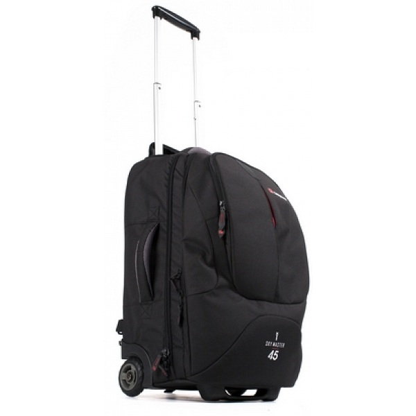 Caribee Sky Master 45 Wheeled Trolley Case   Backpack   Rucksack 8a2fb3c3946c0