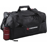 Caribee Sports Bag / Gym Bag / Holdall with Free Water Bottle