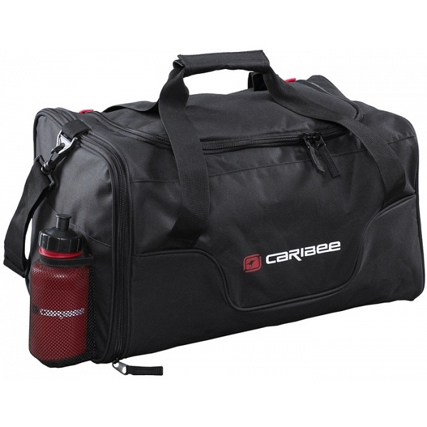 Caribee Sports Bag   Gym Bag   Holdall with Free Water Bottle a085980f8ee54