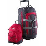 Caribee Sports Tourer Combo Trolley Bag with Daypack