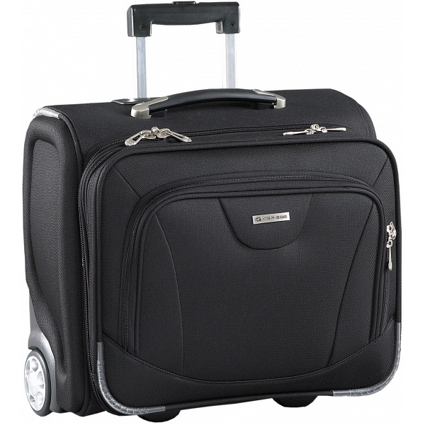 Caribee vip cabin size hand luggage 15 laptop trolley case for Laptop cabin bag