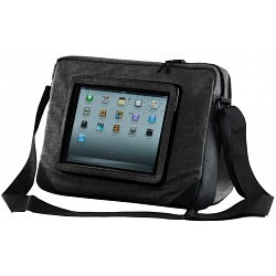 Caribee Virtuoso Apple iPad Ready Slim Satchel / Shoulder Bag