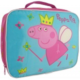 Peppa Pig Childrens Lunchbox / Kids Lunch Bag