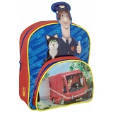 Postman Pat Childrens Bag / Kids Backpack / Rucksack