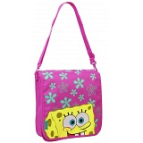 SpongeBob SquarePants Courier / Messenger / Flap Over Shoulder Bag