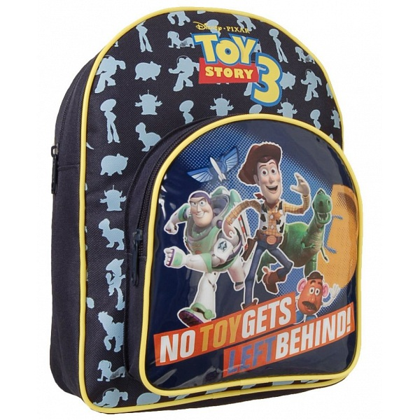 Toy Story 3 Childrens Bag Kids Navy Backpack Rucksack