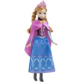 Frozen Sparkle Anna Princess Doll by Disney