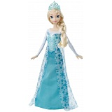 Frozen Sparkle Elsa Doll by Disney