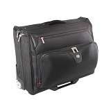 Gino Ferrari Manhattan Wheeled Garment Bag
