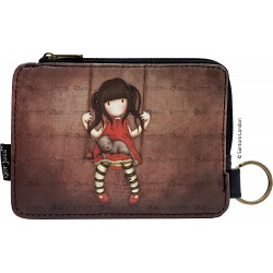 Gorjuss Ruby Slim Zip Coin Purse