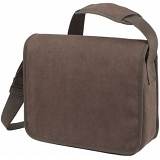 Halfar Canvas Courier / Flapover Bag