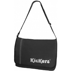 Kickers Basic Flapover / Messenger / Courier Bag