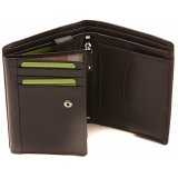 Mala Leather Origin Mens Vertical Leather Wallet