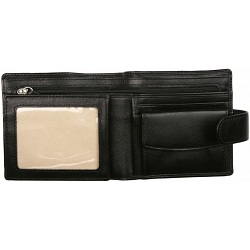 Mala Leather Verve Leather Tab Wallet