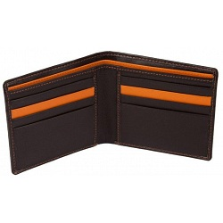 Mala Leather Axis Basic Slim Card Holder Wallet
