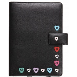 Mala Leather Lucy Mini Tablet Holder for iPad Mini / Kindle Fire HD