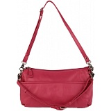 Mala Leather Anishka Double Strap Long Bag / Shoulder Bag