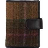 Mala Leather Abertweed Card Holder