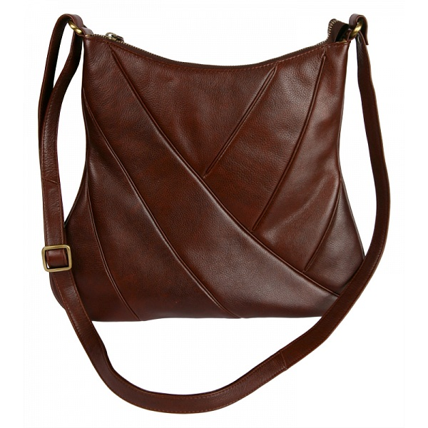 Mala Leather Premium Cross Body / Shoulder Bag / Handbag