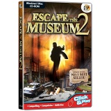 Open Box PC / Mac Game - GSP Escape the Museum 2 Hidden Object / Puzzle