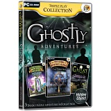Open Box PC Game - GSP Triple Play Collection Ghostly Adventures Hidden Object Game