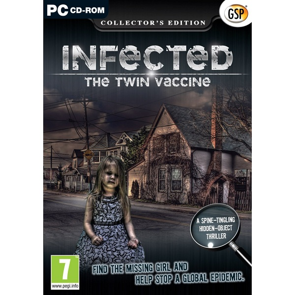 Open Box Pc Game Gsp Infected The Twin Vaccine