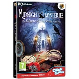 Open Box PC Game - GSP Midnight Mysteries - The Edgar Allan Poe Conspiracy
