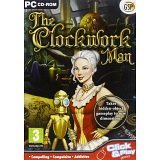 Open Box PC Game - GSP The Clockwork Man Hidden Object Puzzle Game