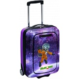 Alexsee the Russian Wolf PlayAway Case with PlayPod / Childrens Luggage