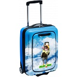 Amy Jo the Albatross PlayAway Case with PlayPod / Childrens Luggage