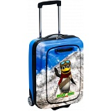 Edhi the Adelie Penguin PlayAway Case with PlayPod / Childrens Luggage