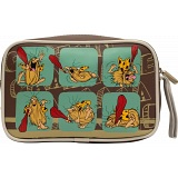 Pop Art Products Captain Caveman Wash Bag