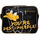 Pop Art Products Daffy Duck Desthpicable Messenger Bag