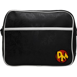 Danger Mouse shadow print messenger bag