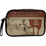 Pop Art Products Hong Kong Phooey Super Guy Wash Bag