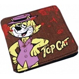 Pop Art Products Top Cat Top Man Character Wallet